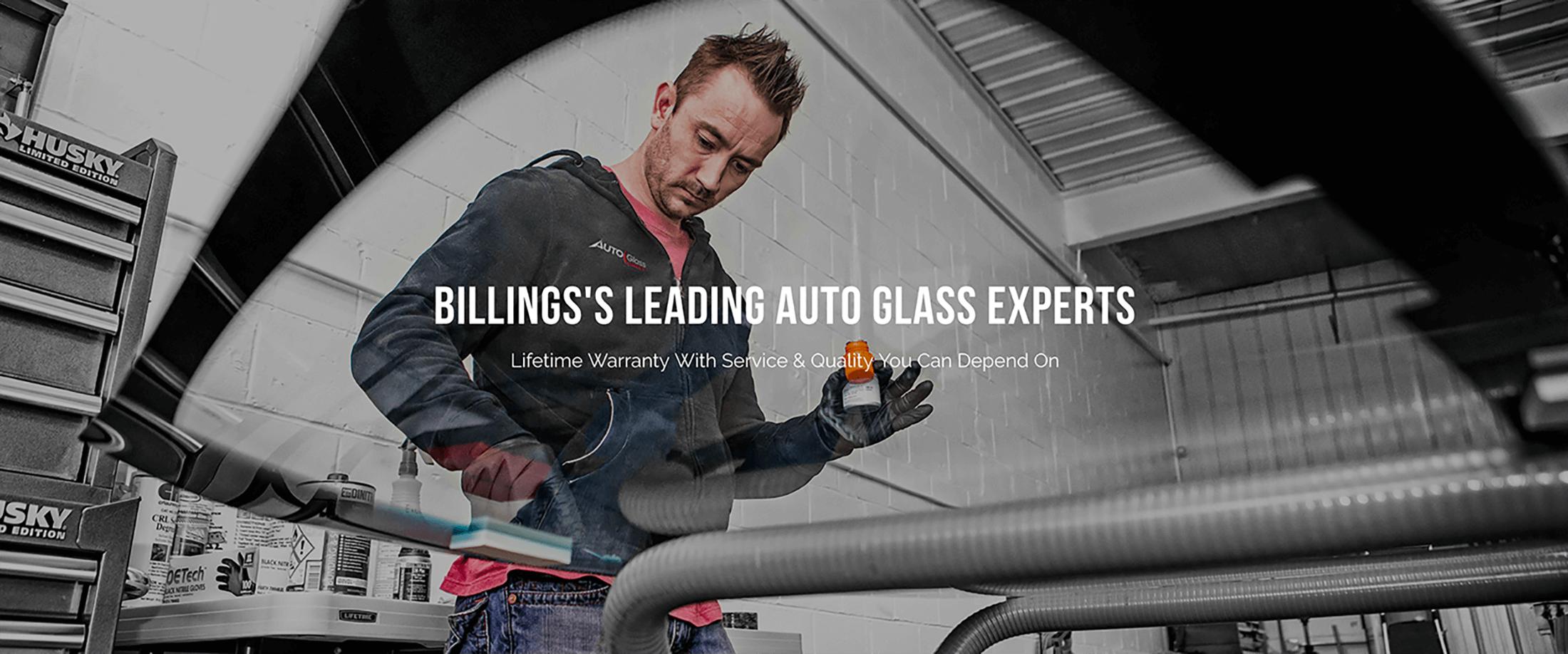 windshield glass repair billings mt